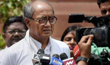 PM Modi trying to clamp down on Opposition by using agencies as caged parrots: Digvijaya Singh
