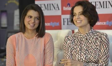 Kangana Ranaut's sister Rangoli opens up rumoured rift with 'Queen' actress