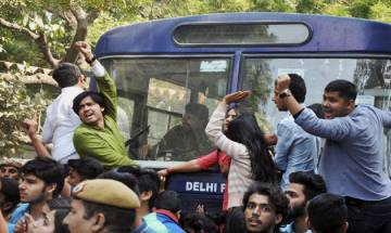 AISA, ABVP activists clash in Delhi University