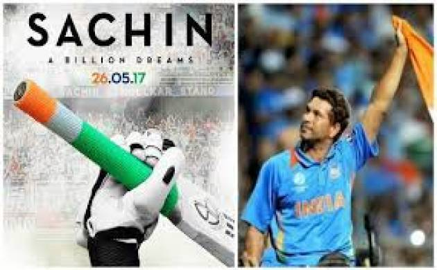 Sachin Tendulkar biopic: 'Sachin: A Billion Dreams'