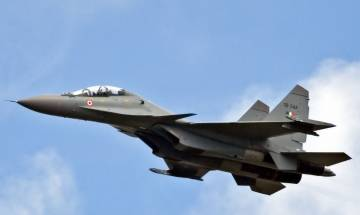 Indian Air Force Su-30 aircraft loses radio contact after take off in Tezpur; search operation on