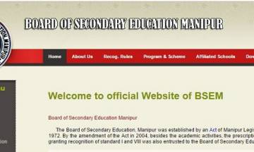Manipur HSE Class 10th Result 2017 ANNOUNCED by  COHSEM at manresults.nic.in; check score card here