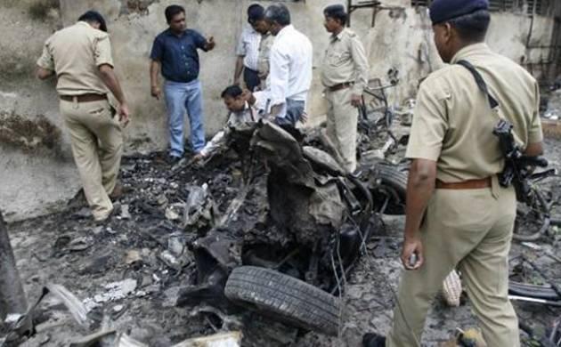 2008 Ahmedabad serial blasts (File photo)
