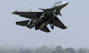 Search for Indian Air Force's Sukhoi-30 MKI fighter jet hit by rough weather