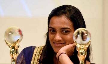 P V Sindhu elected as member of BWF Atheletes' commission