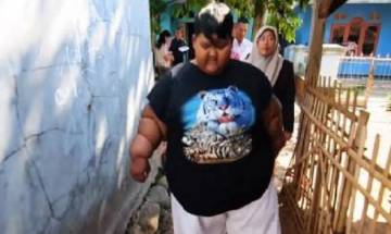 Ten-year-old boy suffering from abnormal weight, addicted to cola and noodles