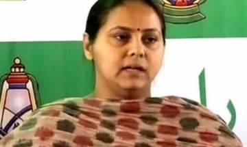 I-T dept summons Lalu Prasad's daughter Misa Bharti in benami assets probe case