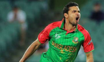 ICC Champions Trophy   Bangladesh team's confidence high post five-wicket win over NZ in warm-up game,  says Mashrafe Mortaza