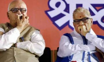 Babri Masjid case: Special CBI court asks Advani, all other accused to appear before it on May 30