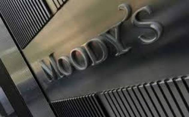 Moody's Credit Rating Agency - File Photo