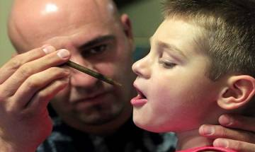 Marijuana extract will help a group of people suffering from epilepsy