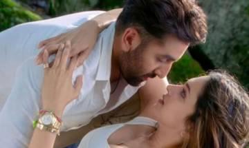 Watch: Ranbir Kapoor FORCES himself on Deepika Padukone