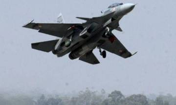Wreckage of missing IAF Sukhoi-30 fighter jet found close to last known position
