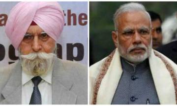 PM Modi condoles demise of Punjab 'supercop' KPS Gill