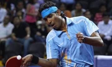 Achanta Sharath Kamal to spearhead India's challenge in World Table Tennis Championships