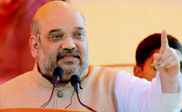 A file photo of BJP president Amit Shah.