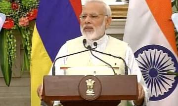 Bond between India, Mauritius extend to people who take pride in shared roots, says PM Modi