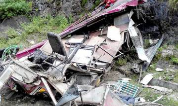 Bus mishap in Uttarakhand: No info on two missing persons