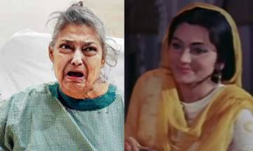 'Pakeezah' actress Geeta Kapoor gets support from B-town after son abandons her