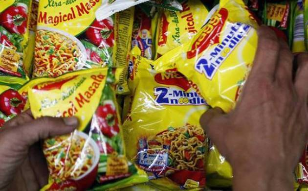 Nestle has introduced iron fortified Maggi noodles in the country