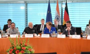 India, Germany underline determination to ease bilateral trade; agree to explore possibilities in space sector