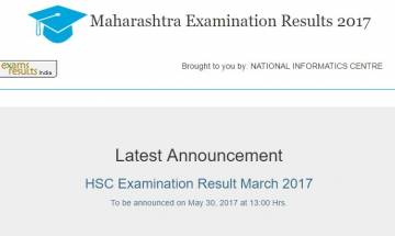 Maharashtra MSBSHSE Class 12th result 2017 announced at mahresult.nic.in; check here
