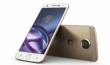 Lenovo sets Moto Z sales target at 3 million amid strong focus on Motorola brand in 2017, Moto G performs strongly