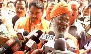 'No power on earth' can stop construction of Ram temple: Sakshi Maharaj