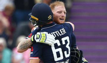 Champions Trophy 2017: England stars Ben Stokes, Alex Hales and Jason Roy set to pioneer bat sensors