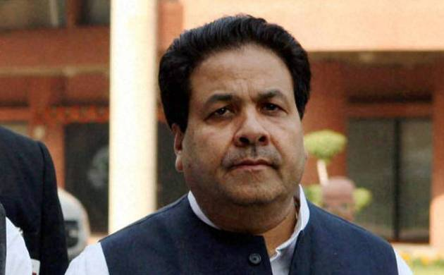 Congress spokesperson Rajiv Shukla (File Photo)