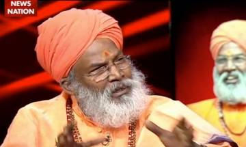 Sakshi Maharaj at News Nation: 'It's certain that Ram temple will be built before 2019 Lok Sabha elections'