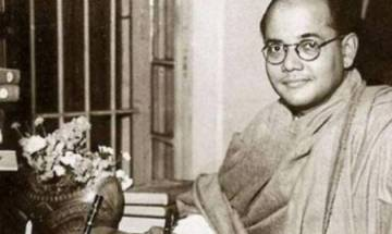 Aircrash killed Netaji Subhas Chandra Bose in 1945: Centre