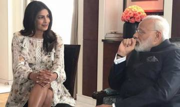 Priyanka Chopra gets trolled for her dress to meet PM Modi, slams haters with a PERFECT reply