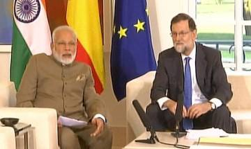 PM Modi in Spain: Terrorism is a challenge for all of our societies, we get to hear a lot about terror attacks these days