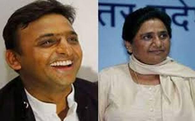 Akhilesh Yadav-Mayawati