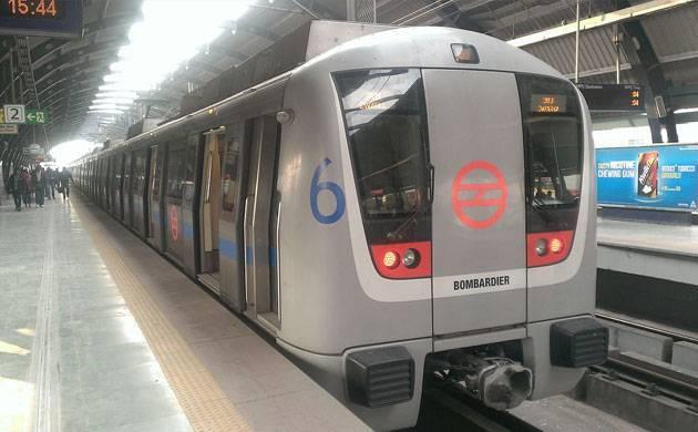 Delhi: Fire breaks out at Barakhambha Metro station; 3 fire tenders rush to spot (Representational Image)