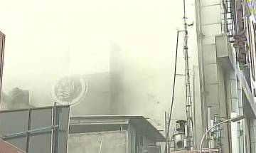 Chennai Silks fire: Residents left teary eyed due to toxic smoke
