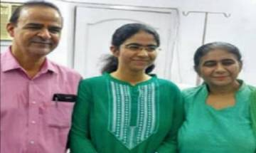 Girl from Allahabad cracks UPSC exams in her first attempt; ranks fourth