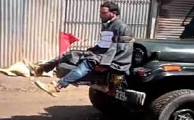 Kashmir human shield inciden: NHRC seeks action taken report from Defence Ministry