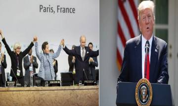 US exits Paris accord: Trump cries foul, says climate pact only benefits countries like India, China