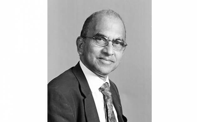 Vijay Joshi is Emeritus Fellow of Merton College, Oxford and Reader Emeritus in Economics, University of Oxford (Image: Oxford website)