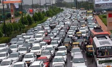 Number of registered vehicles in Delhi cross one crore mark