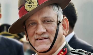 Army Chief General Bipin Rawat says work is religion for soldiers