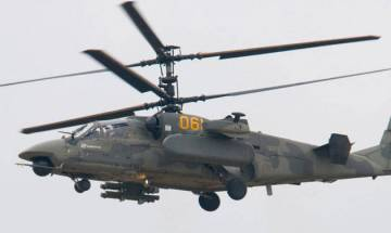 Two Chinese helicopters enter Indian airspace; Indian Air Force probes incident