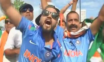 ICC Champions Trophy 2017 | India vs Pakistan: Fans including BSF jawans chant 'India Jeetega'; pray for Men in Blue's victory