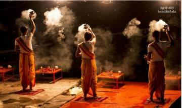 Ganga Dussehra: Devotees throng to banks of river Ganga for holy dip