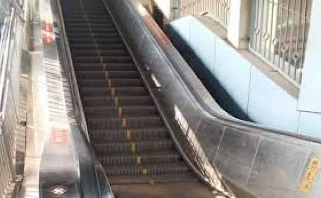 Kolkata: 4 injured as Metro Railway station escalator malfunctions (Representational Image)