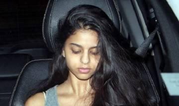SRK's daughter Suhana Khan beat the heat in bikni with star kids Shanaya Kapoor, Ananya Pandey