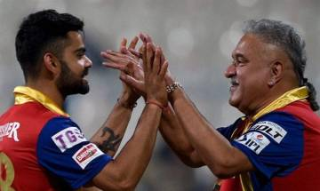 Vijay Mallya lands up at Kohli event; Indian cricket team avoids him