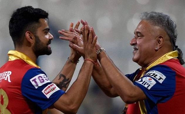 Vijay Mallya lands up at Kohli event; Indian cricket team avoids him